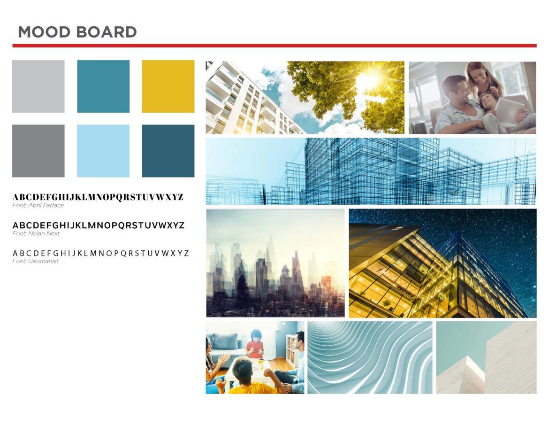 Rise Architecture Mood Board